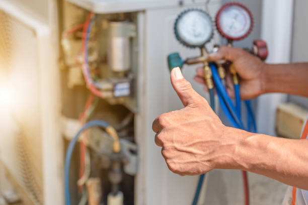 heating and cooling services by plumber allen texas